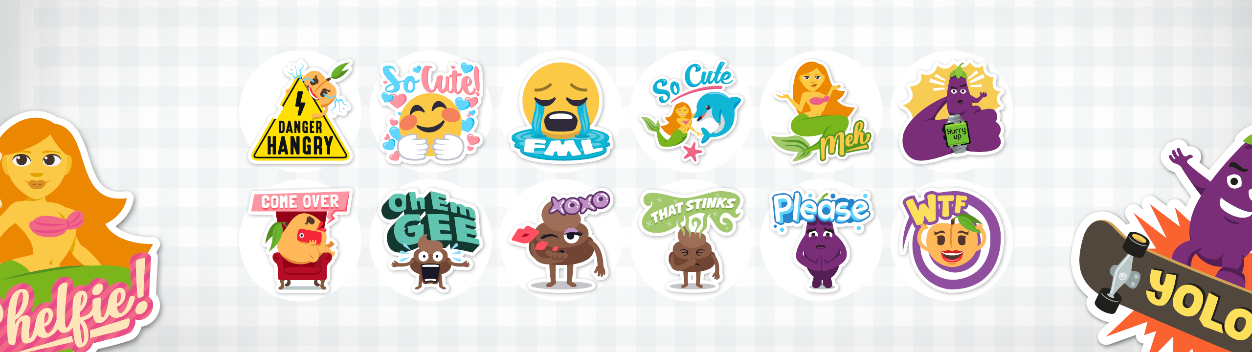 Emojione releases all sticker packs free for ios joypixels blog