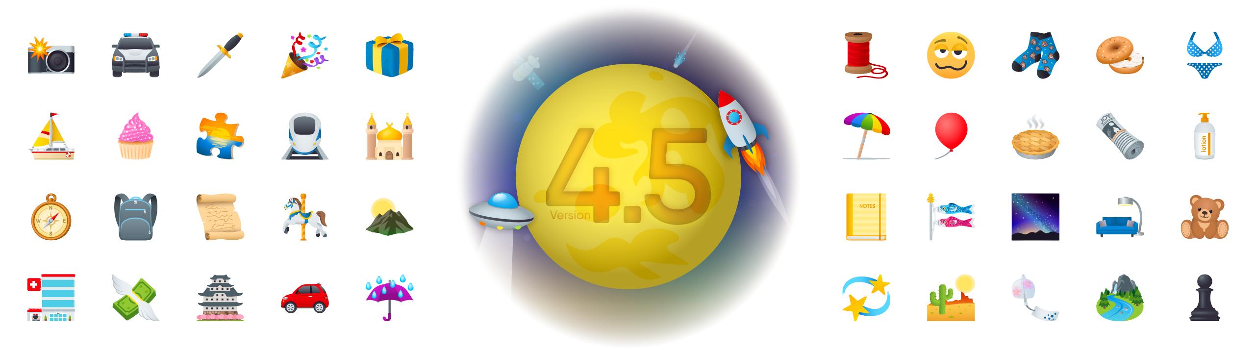 JoyPixels   2019 Emoji Set (version 4 5)
