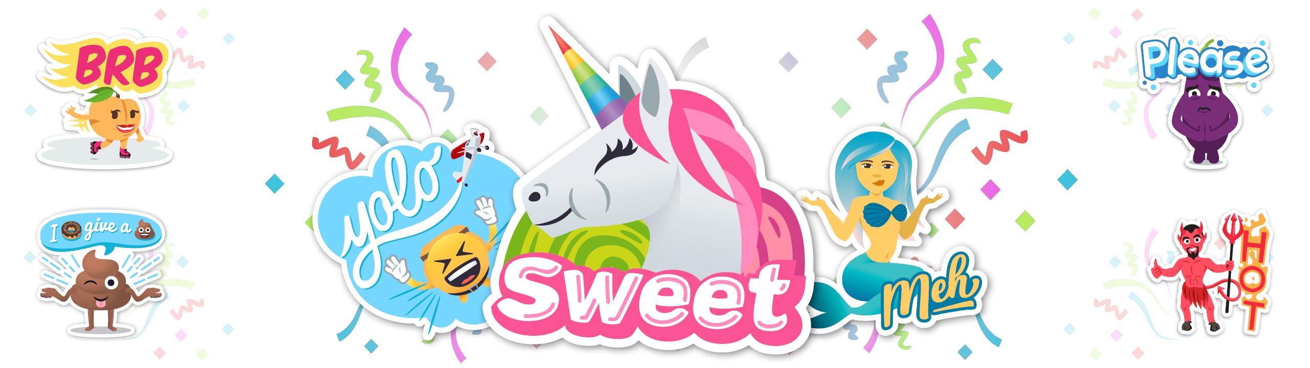 JoyPixels   Sticker Packs