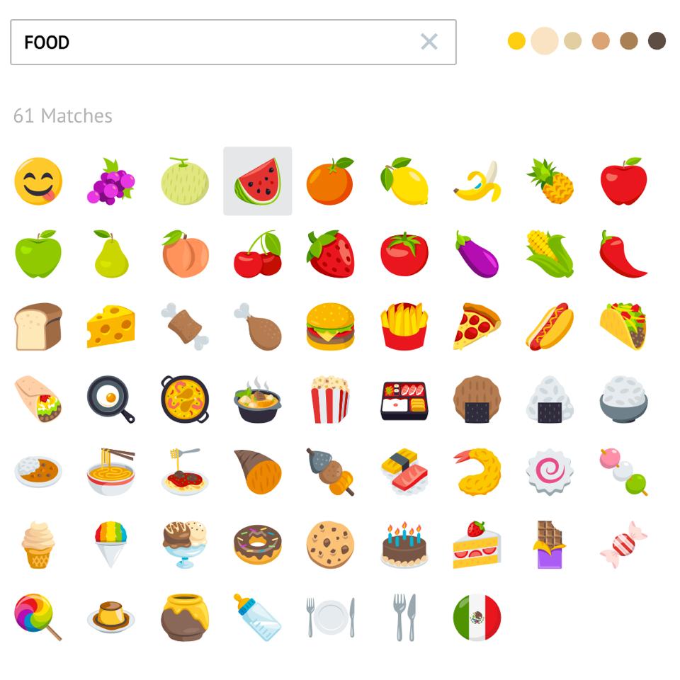 Emojione Emoji Keyboard Extension