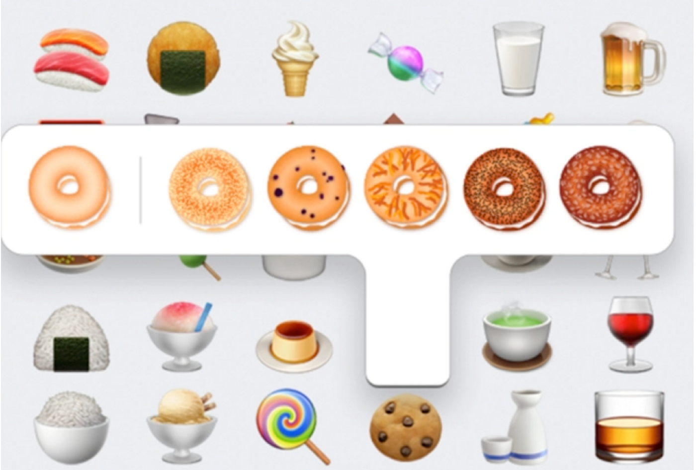 Image Courtesy Of New York Bakery Co.u0027s Proposal For A Bagel Emoji.